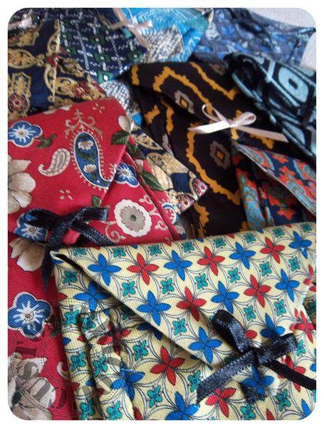 Pochettes cravattes -vigenttes