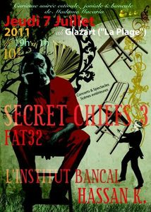 20110708 Secret Chiefs 3 au Glazart