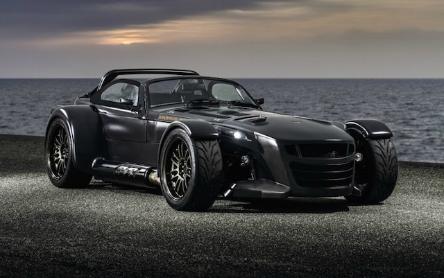 donkervoort D8 GTO edition bare naked carbon 1