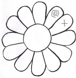 Graphisme le brevet des fleurs la maternelle de vivi - Fleurs printemps maternelle ...