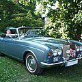ROLLS ROYCE Silver Shadow cabriolet 1968 Baden Baden (1)