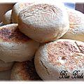 ''english muffins