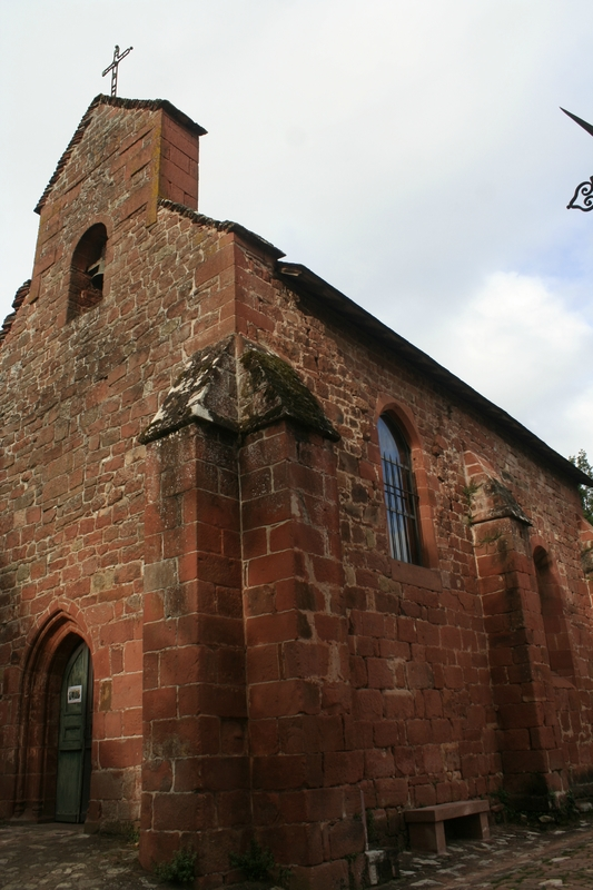 Collonges la Rouge 039