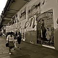Instantané rue de Rivoli.