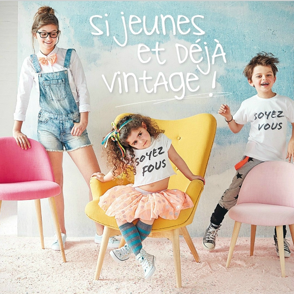 Nouveau le catalogue junior maisons du monde 2015 - Bon reduction maison du monde ...