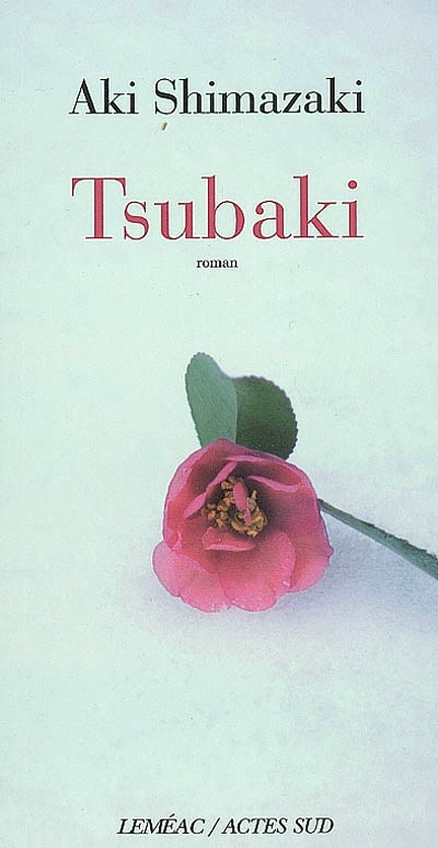 le poids des secrets T1 Tsubaki de Aki Shimazaki