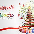On fête noël avec didacto (concours #4)