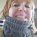 De foulard à col