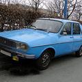 Renault 12 ts phase 2 1975 à 1980