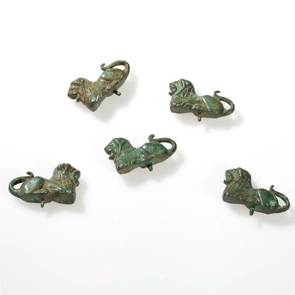 five-etruscan-miniature-bronze-lions-5th-century-bc-137354610300355