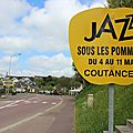 le Dimanche en fanfares ensoleille le festival Jazz sous le pommiers 2013 