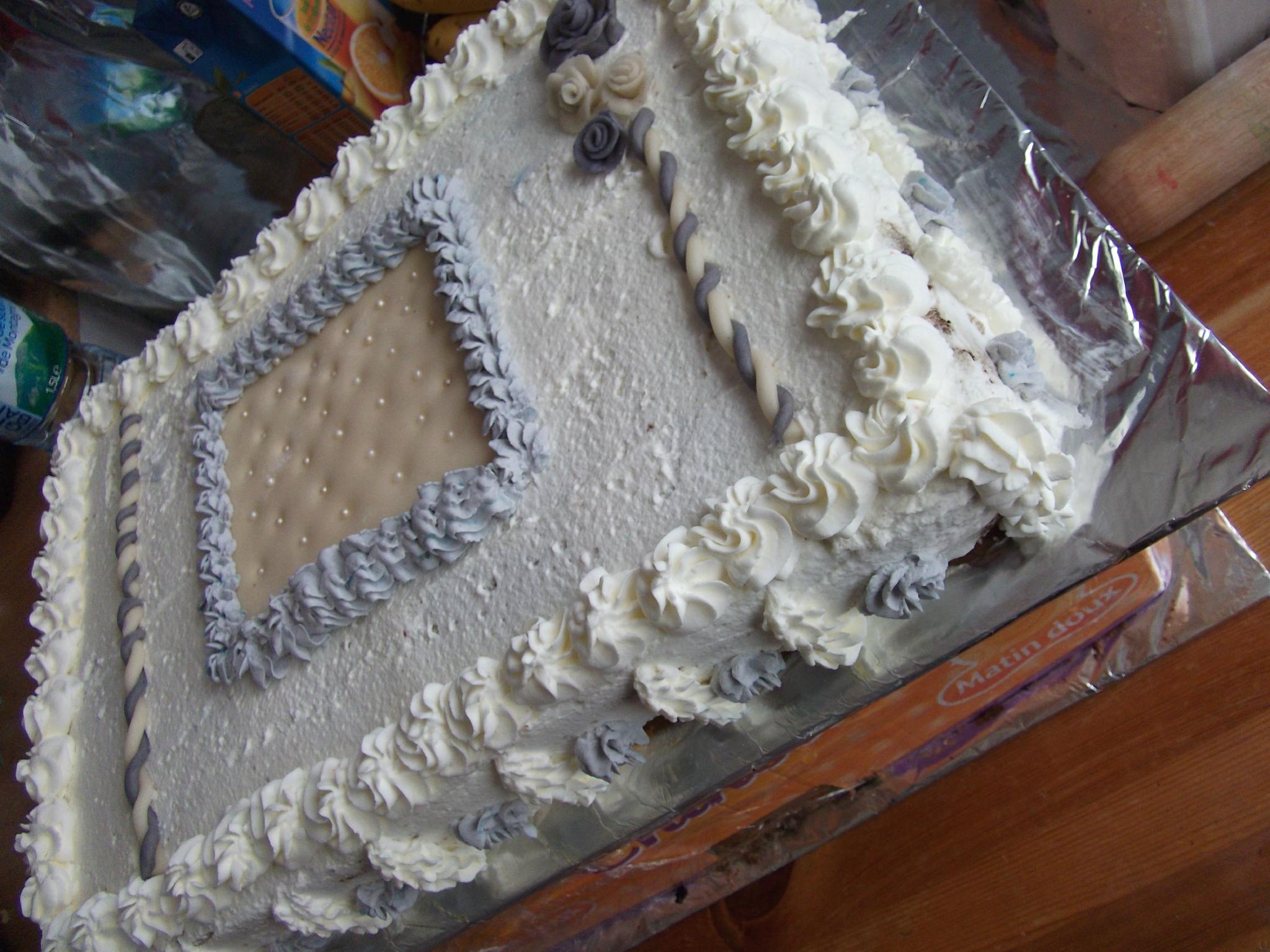 Gateaux de mariage les delices de oumsafiya - Decoration gateau mariage ...