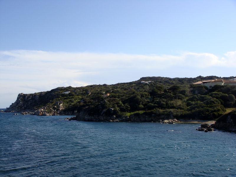 port de Santa Teresa : en allant prendre le ferry