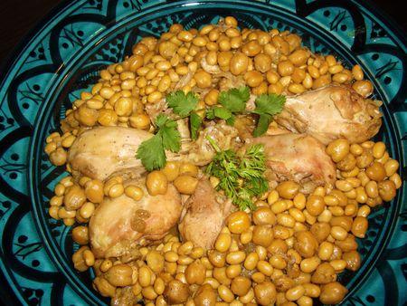 poulet aux figues et graines de soja la marocaine macarons et d lices. Black Bedroom Furniture Sets. Home Design Ideas