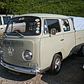 VOLKSWAGEN Combi type 2 Doka double cabine pick up Soultzmatt (1)
