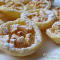 Mini tartes aux pommes