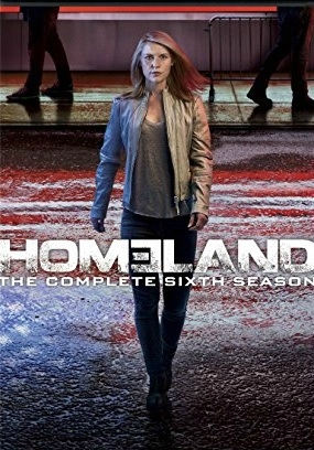 Homeland 6 jaquette