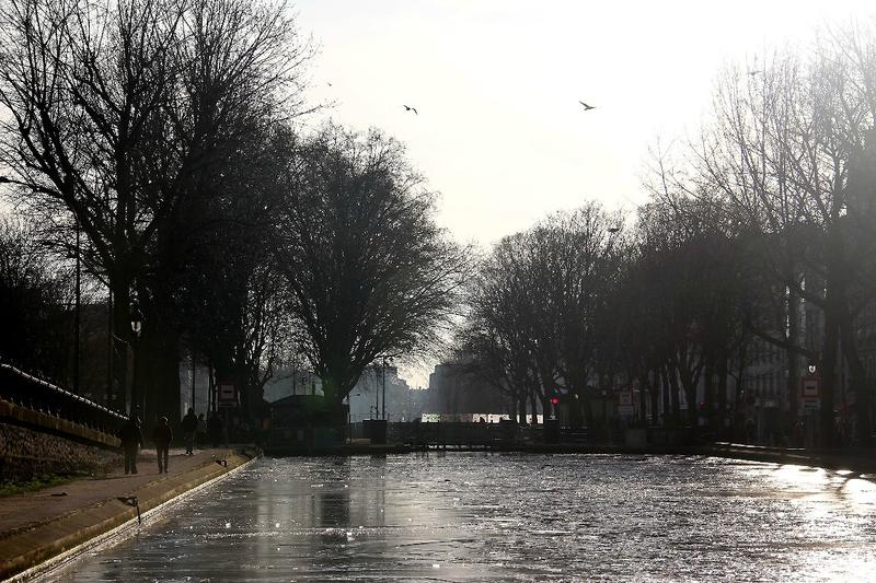 2-Canal St Martin gelé_8996