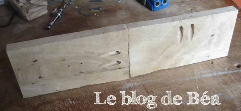 test du gabarit d 39 assemblage kreg rocket r3 le blog de b a. Black Bedroom Furniture Sets. Home Design Ideas