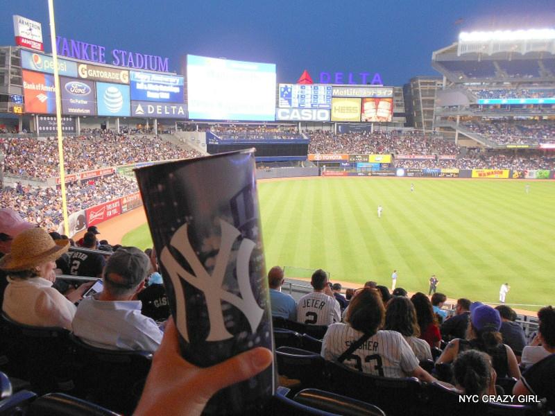 J'ai testé... voir un match des Yankees au Yankee Stadium
