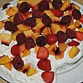Pavlova au Fontainebleau