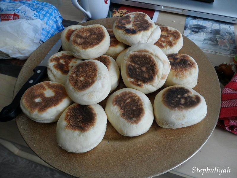 Muffins anglais - 4