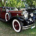 ROLLS ROYCE Phantom II Sedanca de Ville 1931 Baden Baden (1)