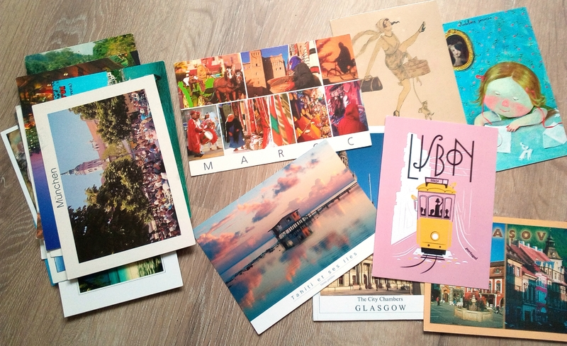 cartes-postcrossing