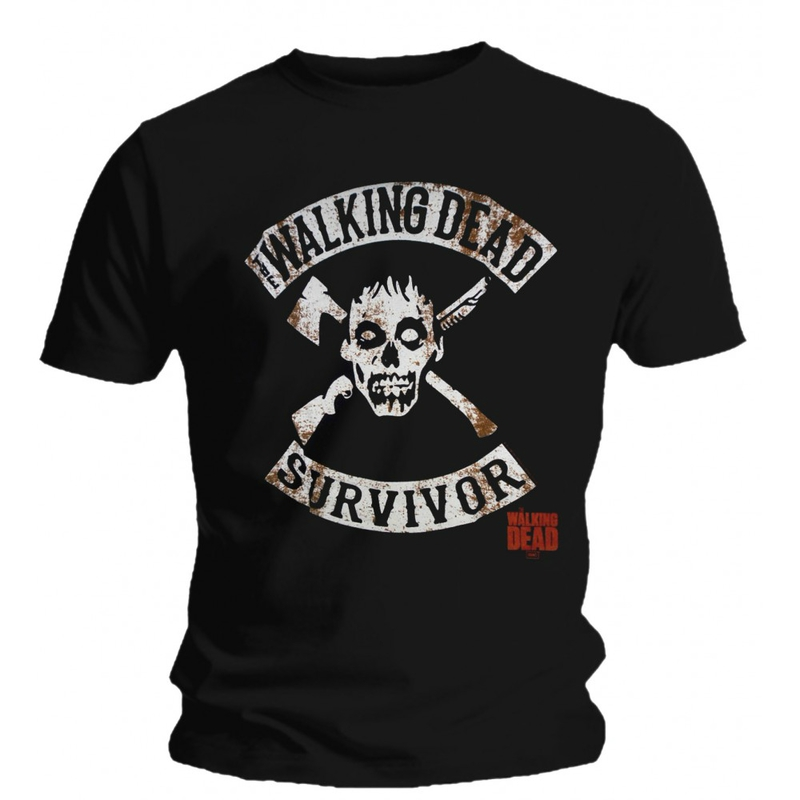 t-shirt-the-walking-dead-survivor