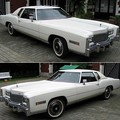 CADILLAC - Eldorado Coupe - 1976