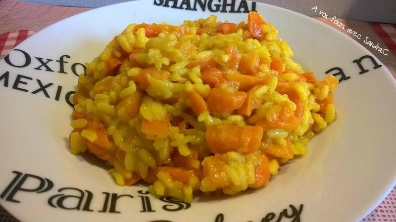 riz carotte au cookéo 10