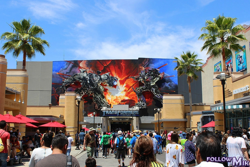 003 - Transformers The Ride 3d