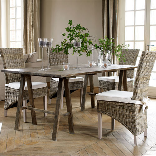 salle a manger maison du monde awesome de maison table de salle manger tables de salle with. Black Bedroom Furniture Sets. Home Design Ideas