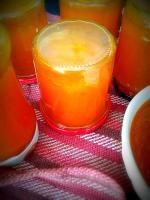 confiture abricot citron