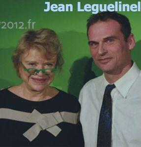 Jean Leguélinel EELV législatives 2012 Manche Avranches Granville Eva Joly