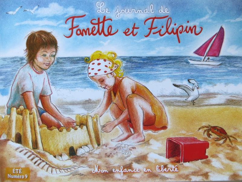 Fanette et Filipin été 2015 1