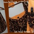Sac relax version wax...ethnic