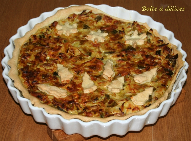 Tarte-chevre-poireau-curry1