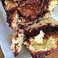 Gâteau au yaourt et au nutella by cyril lignac