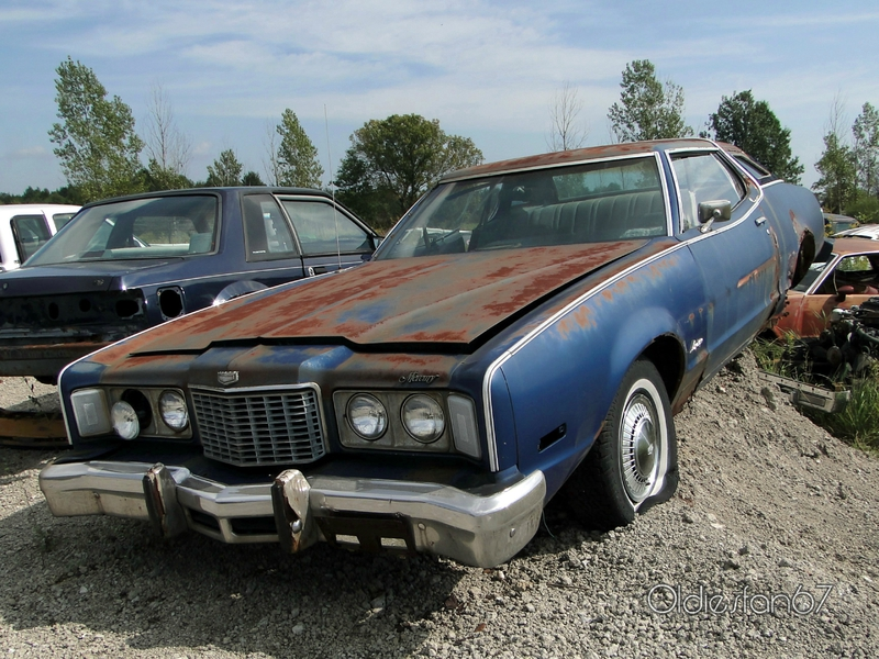 mercury montego mx coupe 1975 1976 a