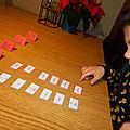 Conjugaison: les petits verbes rouges