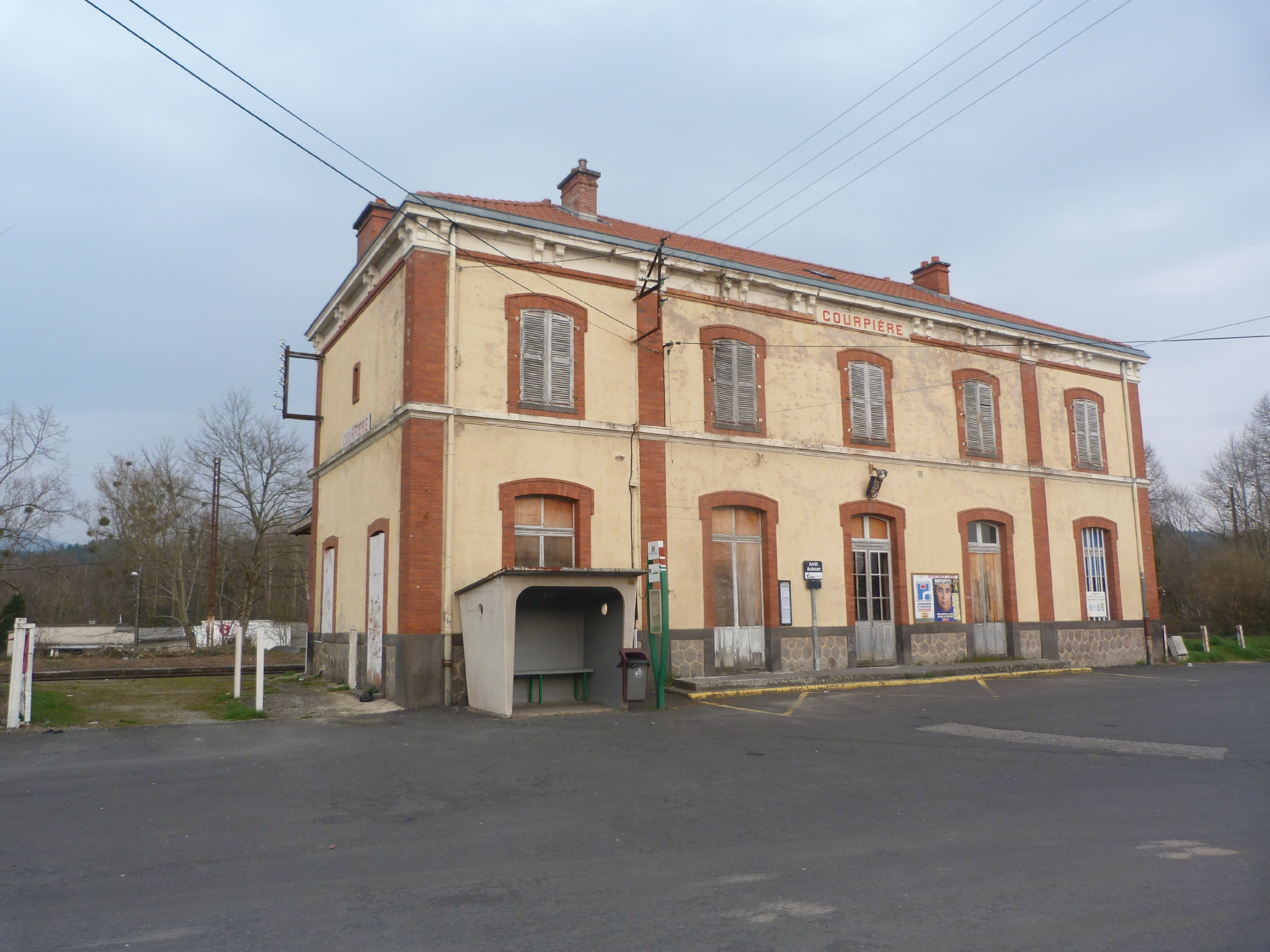 Courpière (Puy de Dôme - 63)