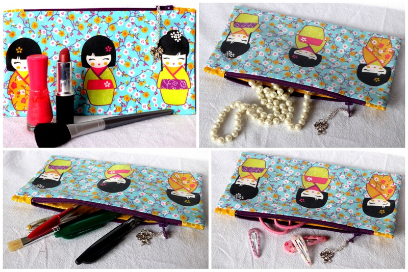 trousse plate geishas1