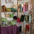 Mai 2010: Le P'tit bazar de l'atelier Rouge Pistache