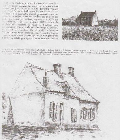 Cuesmes - dessins Maisons Ducrucq et Zandmennik