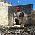Sur la route d'angoulême ....bassac et son abbaye !