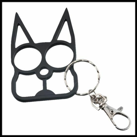 cdiscount porte clefs poing americain