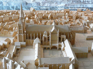 basilique_Saint_Denis_plan_maquette_2
