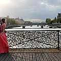 Mariés, Cadenas, Pont des arts_5843