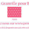 Tuniques Granville